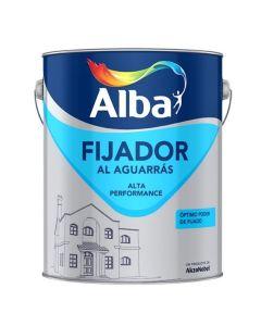 Alba Fijador Al Aguarras P/Sup.Flojas/Entiz. 20 L