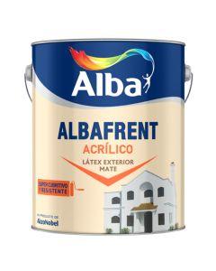 Albafrent Latex Ext (Blanco) 20 L