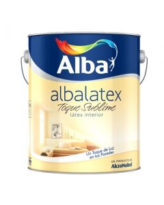 Albalatex Toque Sublime (Blanco)  4 L
