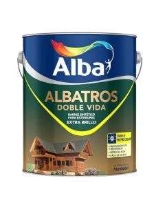 Albatros 4 Años Doble Vida (Transparente)  4 L