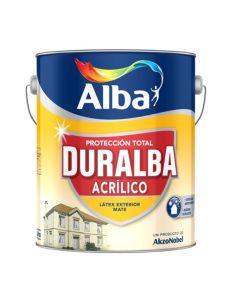 Duralba Latex Acrilico 4 Lt Colores
