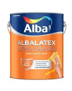 Albalatex Ultra Lavable (Blanco)   20 L