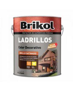 Brik-Col Ladrillos 4 Lts