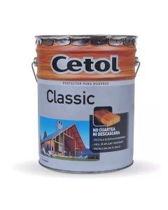 Cetol Classic Satin. 20 Lts
