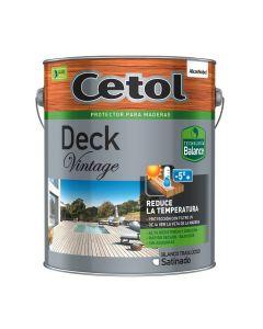 Cetol Balance Deck Vintage Satinado 4 litros