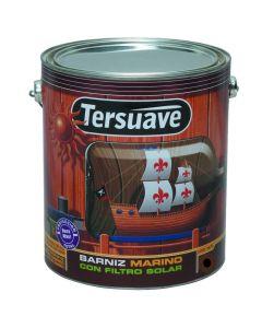 TERSUAVE BARNIZ MARINO c/FILTRO SOLAR 4 L
