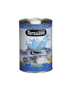 TERSUAVE DILUYENTE p/PISCINA 4 L