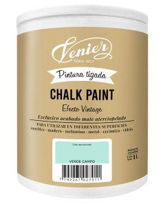 Pintura a la tiza Venier Chalk Paint Verde Campo