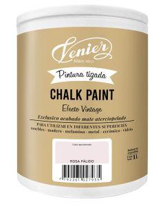 Pintura a la tiza Venier Chalk Paint Rosa Palido