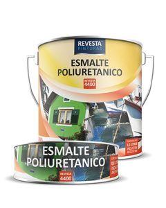 Revesta 4400 Esmalte poliuretanico  1 L