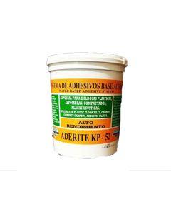 Aderite Kp-52 Adhesivo Multiproposito  4 L