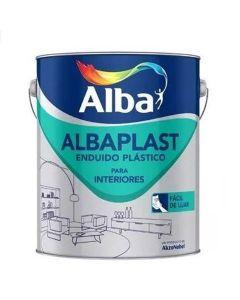 Enduido Plast. Al Agua Albaplast  4 L