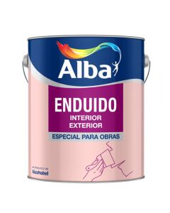 Alba Std Enduido Ext/Int 30 Kg