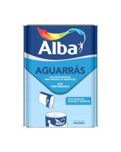 Aguarras Alba  4 L
