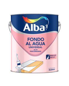 Alba Fondo Universal Al Agua  4 L