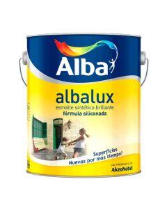 Albalux Brillante  (Blanco) 4 Litros