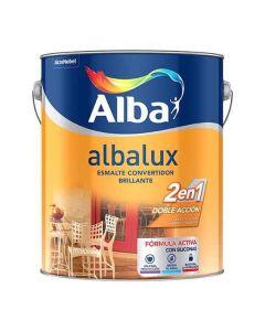 Albalux 2 en 1 4 Lts Colores