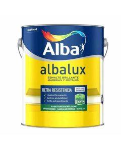 Esmalte Al Agua Albalux 0,5 L Colores