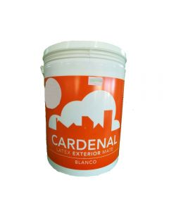 Cardenal Latex Ext. (Blanco) 20 L