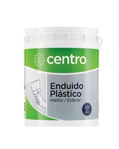 Enduido Centro Interior/Exterior  4 L