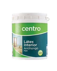 Latex Antihongo Centro (Blanco Mate) P/Int  4 L
