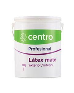 Latex Interior/Exterior Centro Profesional  4 L