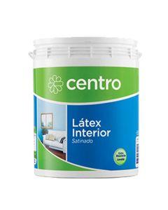 Latex Satinado Centro (Blanco) S/Mte.P/Int  1 L