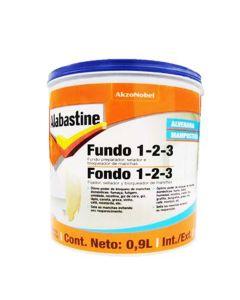 Alabastine Fondo 123  0,9 L