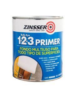 Ro Zinsser 123 (Blanco Mate) 3.785 L