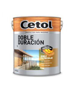 Cetol Doble Duración Brill. 4 Lts