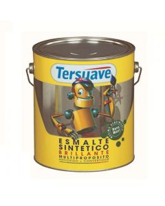 TERSUAVE ESMALTE SINT. BRILL.G3 0.25 Lts Colores