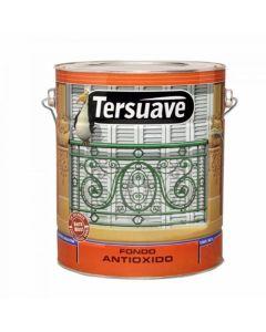 TERSUAVE FONDO ANTIOXIDO MATE (Gris) 4 L