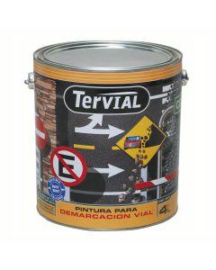 Tsve Demarcacion Vial (Amarillo) 4 L