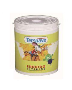 TERSUAVE ENDUIDO PLASTICO INTERIOR  4 L