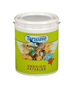 TERSUAVE ENDUIDO PLASTICO EXTERIOR 10 L
