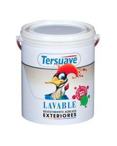 TERSUAVE LAVABLE EXTERIOR 4 Lts Colores