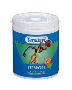 TERSUAVE PISO DEPORTIVO ACUOSO 4 Lts Colores