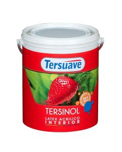 TERSUAVE TERSINOL (Blanco)  4 L