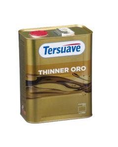 TERSUAVE THINNER ORO   18 Litros