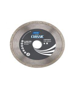 Disco Corte Diamantado Continuo 110x5x22,2