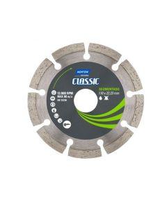 Disco Corte Diamantado Segmentado 110.0x7.5x22.2