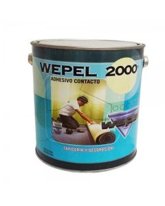 Adhesivo Contacto Wepel 2000  2,8 Kg