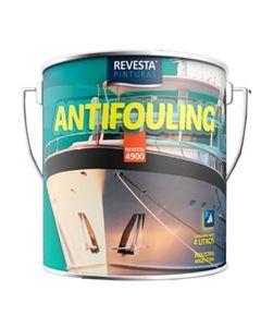 Revesta 4900 Antifouling Rojo  1 L