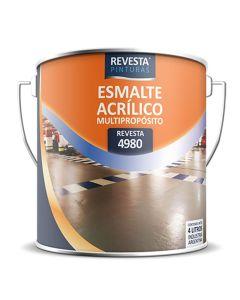 Revesta 4980 Esmalte Acrilico 20 L