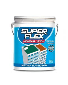 Superflex Fibrado (Blanco)  4 Kg