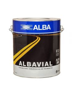 Albavial Tradicional (Amarillo)  4 L