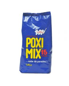 Poxi-Mix 15 Minutos Interior 1,25 Kg