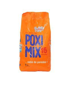 Poxi-Mix 15 Minutos Exterior 5 Kg