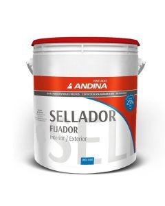 Sellador Fijador Andina  4 L